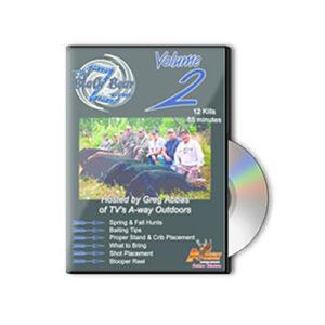 bear hunting DVD - Black Bear Zone 2
