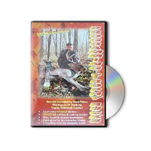 deer hunting dvd - programming trophy bucks with Fred Abbas