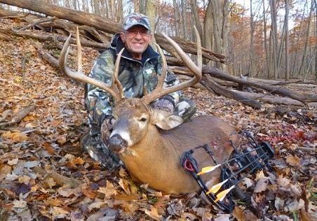 Freds 2013 Buck